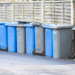 Waste bins — Stock Photo #40799911