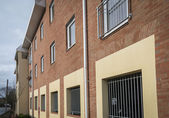 New build housing — Stock Photo