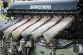 Rolls Royce Merlin aero engine — Stock Photo