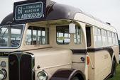 Vintage AEC Regal Coach — Foto Stock