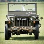 Постер, плакат: WW2 Jeep