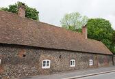 Old English village house — Stock Photo
