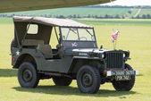 WW2 Jeep — Stock Photo