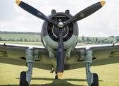Elica di aereo d'epoca — Foto Stock