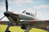 Hawker Hurricane — Stock Photo