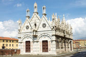 Santa Maria della Spina Church — Stock Photo