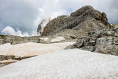 Rosetta peak — Stock Photo
