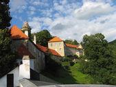 Castillo rozmberk — Foto de Stock