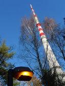 Transmitter Cukrak — Stock Photo