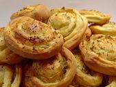 Homemade pastry — Stock Photo