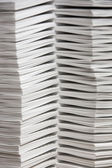 Stacks of Collated Paper — Stock Photo