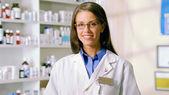 Pharmacist — Zdjęcie stockowe