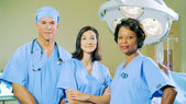 Medical Professionals — Stock Photo