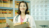 Medical Assistant — Stock Photo