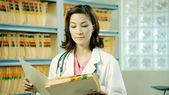 Medisch assistent — Stockfoto
