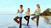 Yoga — Stock Photo
