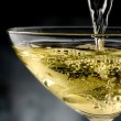 Glass of champagne — Stock Photo #42064977