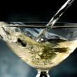 Glass of champagne — Stock Photo #42065145