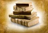 Antique books — Foto Stock