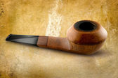 The pipe exclusive models of fine root — Stock Photo