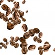 Flying coffee beans — Stock Photo #51275311