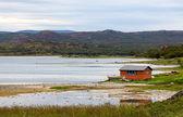 Beautiful landscape of Norway, Scandinavia — Stok fotoğraf