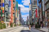 Giza Tokyo — Stock Photo