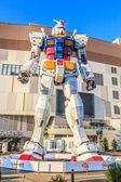 Gundam robot — Stock Photo