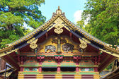 Rinno-ji Buddhist temple in Nikko — Foto de Stock