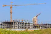 Construction building — Стоковое фото