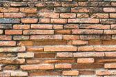Orange brick — Stock Photo