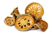 Dry Bael Fruit tea — Stock Photo