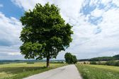 Landscape of South Bohemia — Stock Photo