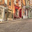 Steep Hill Shops, Lincoln. — Stok Fotoğraf #41871081