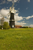 The Sibsey Trader Mill, Sibsey,England. — Stock Photo