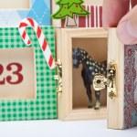 Advent Calendar — Stock Photo #46400385