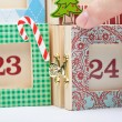 Advent Calendar — Stock Photo #46400397