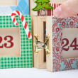 Advent Calendar — Stock Photo #46400399