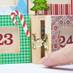 Advent Calendar — Stock Photo #46400401