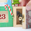 Advent Calendar — Stock Photo #46400415