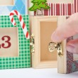 Advent Calendar — Stock Photo #46400421