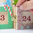 Advent Calendar — Stock Photo #46400423