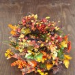 Autumn Wreaths — Stock Photo #46405203