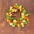 Autumn Wreaths — Stock Photo #46405213
