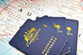 Passeports australiens — Photo