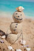 Spiaggia natale — Foto Stock