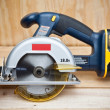 Circular Saw — Stock Photo #46477183