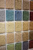 Carpet Squares — Stock Photo