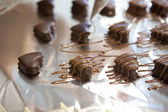 Chocolate Making — Stock fotografie