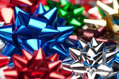 Christmas Bows — Foto Stock